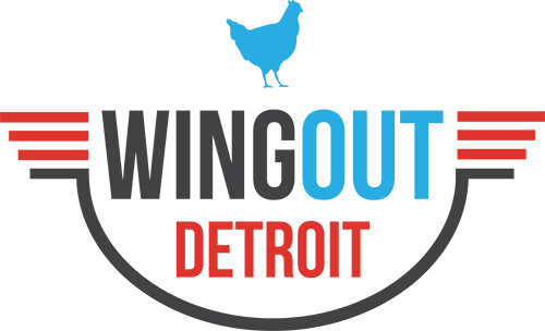 WingOut Detroit is an outdoor, chicken wing block party, offering all you can eat wings from the top vendors in the city.